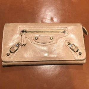 Balenciaga Paris Wallet
